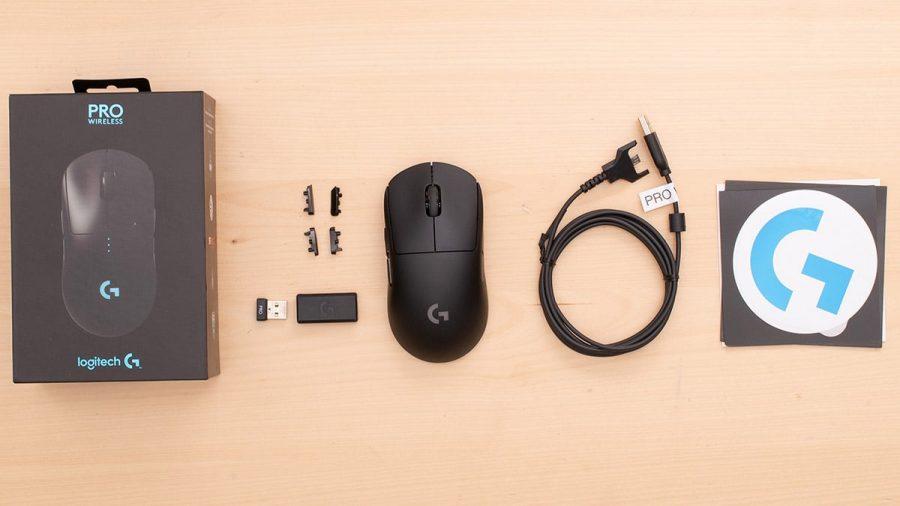chuột logitech gpro wireless