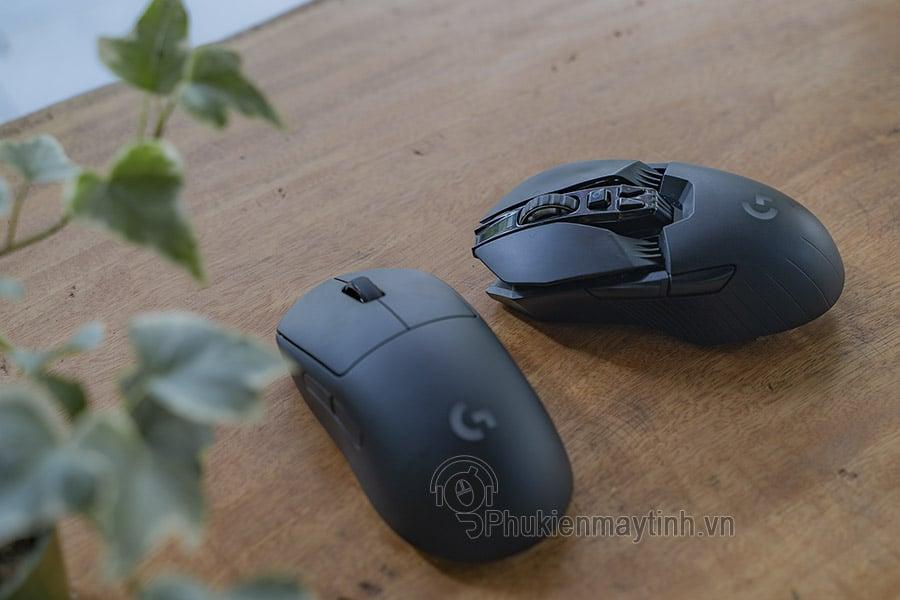 G Pro Wireless và G903 Hero