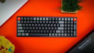 Keychron K4 v2 - mẫu bàn phím cơ mới nhất từ Keychron